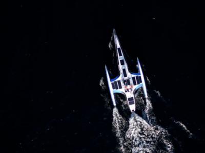 Mayflower Autonomous Ship begins transatlantic voyage