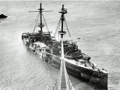 HMS Montagu 1906