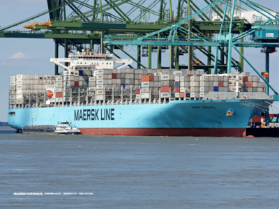 Seaspan - Largest independent charter owner of containerships