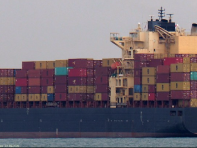 Investor scores a fortune selling container ships  named after Patriots