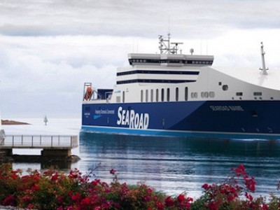 SeaRoad orders innovative LNG-powered ferry