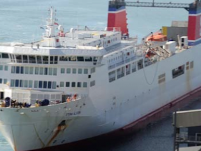 Replacement Interisland ferry sidelined