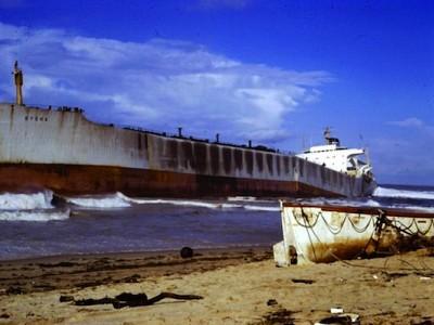 Newcastle's shipwreck history