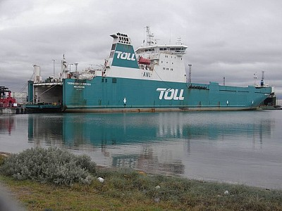 Toll Transport to Pay Record Fine over Stevedore's Death