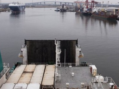 WE Tech delivering energy efficient solutions to  Toll Shipping RoRo vessels