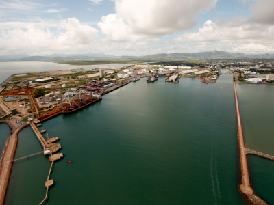 Townsville Port's $70m windfall
