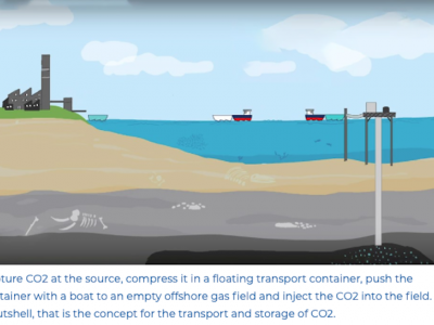 Carbon Collectors gets green light for its CO2 barge-push tug design