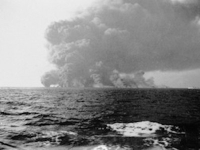 When the Merchant Navy Saved the Day