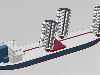Cargill, BAR Technologies to deliver wind sail solution for commercial ships