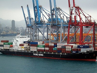Red flag for Yang Ming as container lines weighed down by billion dollar losses