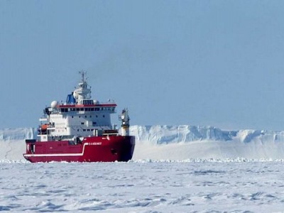 Antarctic Weddell expedition targets Shackleton's lost ship