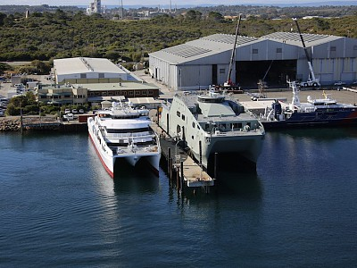 Austal Falls Victim to Cyber Attack