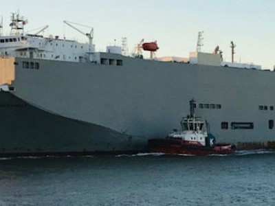 First RoRo Vessel In Port Hedland - A Bonus For Industry