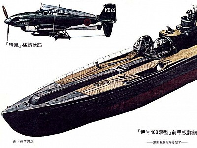 Submarine Aircraft Carriers