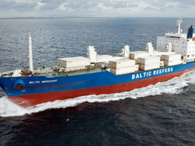 Baltic Reefers Becomes Top Conventional Reefer Operator - Dynamar