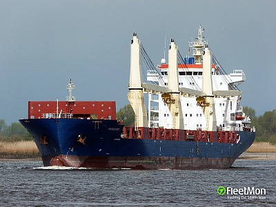 Cargo Ship BBC Rio banned From Australian Ports