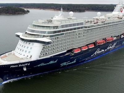 A Dozen Mein Schiff 6 Crew Members Test Positive for COVID-19