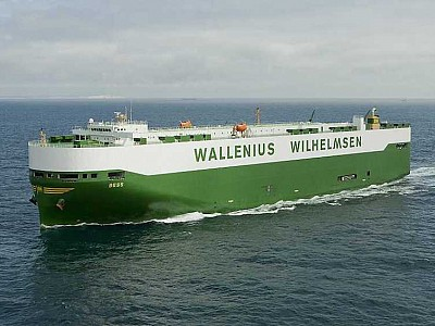 Wallenius Wilhelmsen charged with criminal cartel conduct