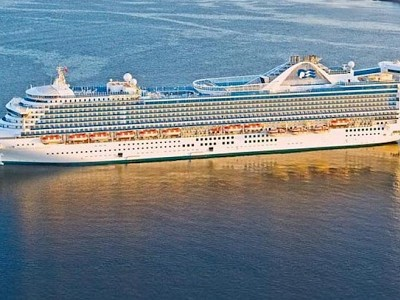 The $40m 'magic pipe': Princess Cruises given record fine for dumping oil at sea