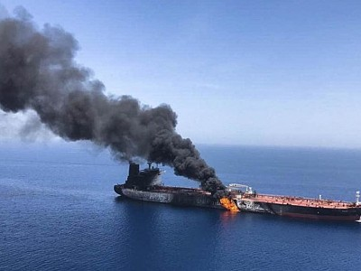 Strait of Hormuz in Focus after Recent Attacks on Tankers