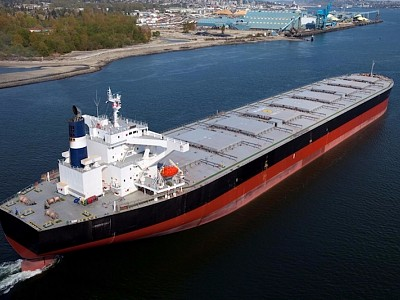 BIMCO calls the end of the China iron ore cape run