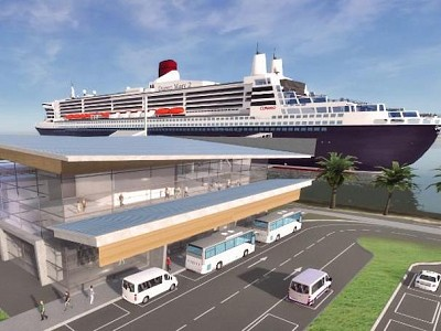 Megaships to Call on Brisbane's New Cruise Terminal by 2019/20 Season