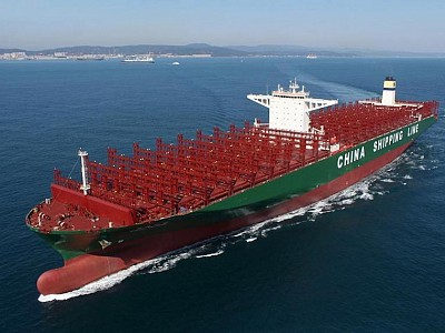 Giant Boxships Pose Risks That Are Not Being Discussed - Cefor