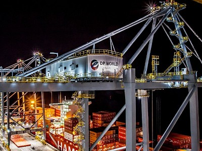 DP World Acquires Topaz in USD 1.1 Bn Deal