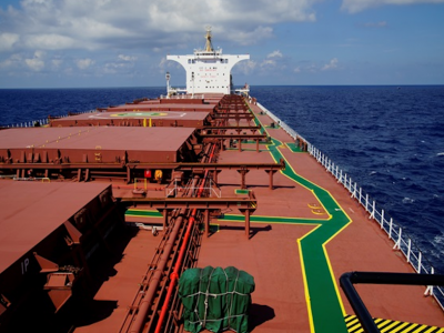 Dry Bulk Demand to Outstrip Supply in 2018 - BIMCO