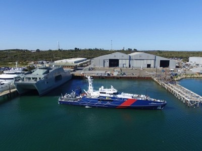 Austal to build 10 OPV's in WA