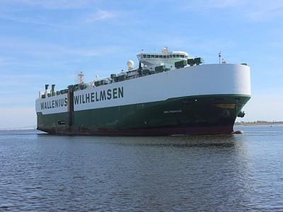ARC Celebrates 3 Newest Ships  -  USA