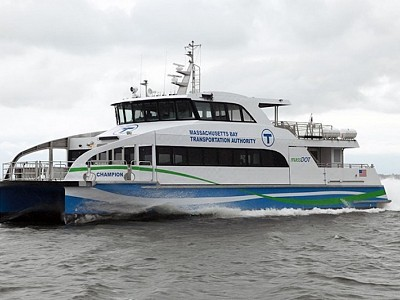 Incat Crowther Five-Hundredth Vessel Launched