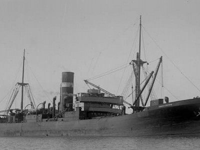 Long-lost shipwreck found off Victorian coast, 77 years after being torpedoed by Japanese submarine in WWII