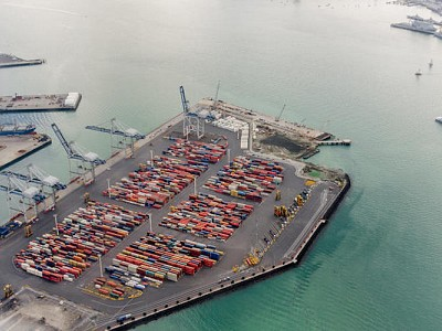 NZ Port company gets consent to deepen channel