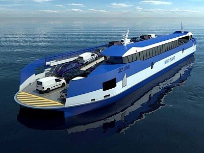 New Bruny Island Ferries to be Built in Tasmania