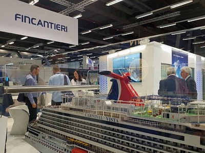 Fincantieri to Set Up Cruise Hub in China