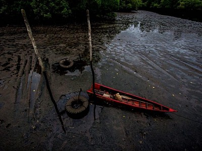 Bulker Caused Fatal Oil Spill in Indonesia