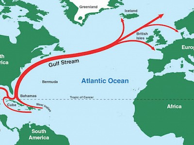 Climate crisis: Scientists spot warning signs of Gulf Stream collapse