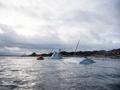Helge Ingstad's Crew Members Were Unaware Sola TS Was a Moving Object