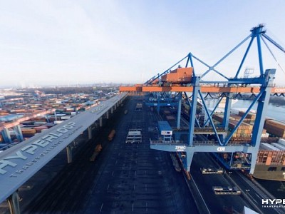 Moving Containers at High Speed through a Tube Could Become a Reality at Hamburg Port