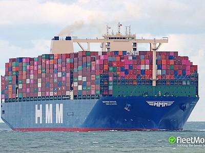 OOCL orders ten eco-friendly 16,000 TEU boxships