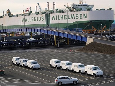 Wallenius Wilhelmsen Drops 14 Ships on Tumbling Automotive Demand