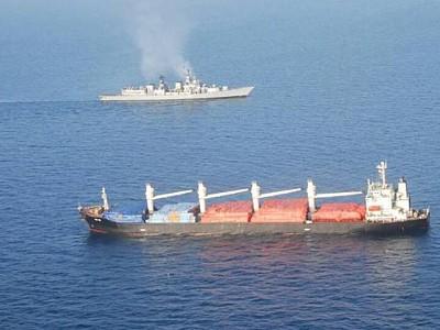 Pirates Attack and Board Bulker off Somalia