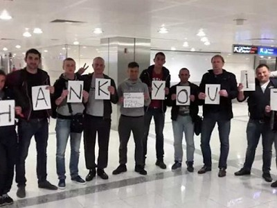 16 Abandoned Seafarers Return Home after Months on Powerless Ship