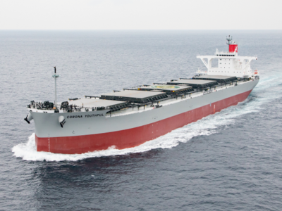 K Line Moves Ahead with New System for Ship Hull Inspection