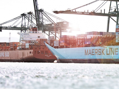Strong Container Demand Pushes Maersk Line's Profit Up