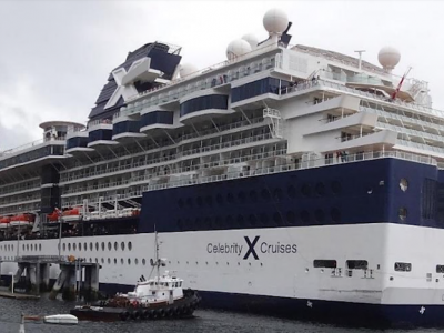 Master's Failure Caused Celebrity Infinity Allision in Alaska