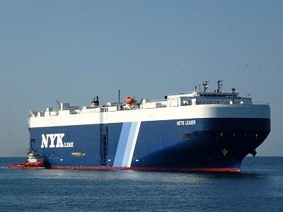 Car carrier arrested in Melbourne over crew change violations