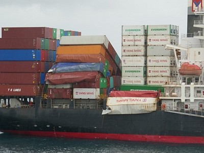 Loss of containers overboard highlights the importance of effective container stowage planning
