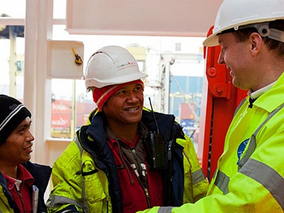 Mission to Seafarers Responds to Rising Seafarers' Welfare Issues in UAE